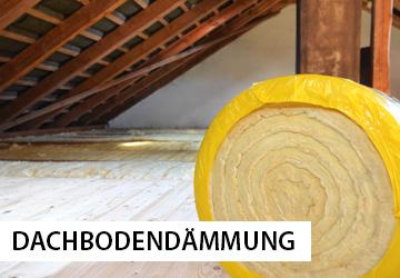 Dachbodendämmung